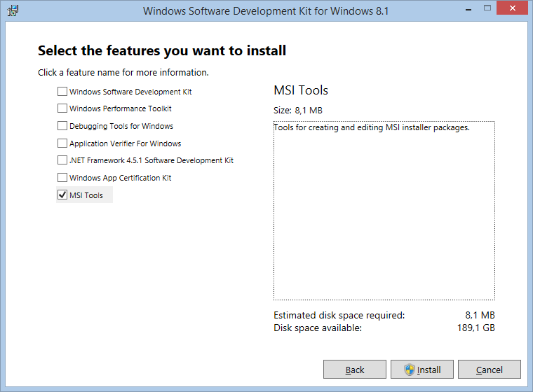 How to install Microsoft Orca? | Hass - IT Consulting